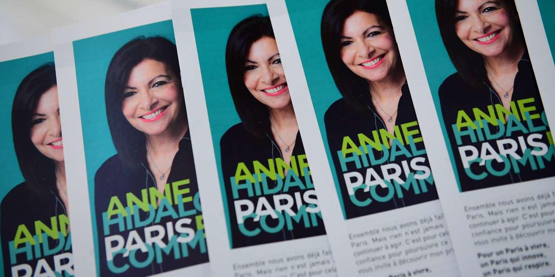 Elections municipales à Paris: le PS s'estime mal servi par Anne Hidalgo