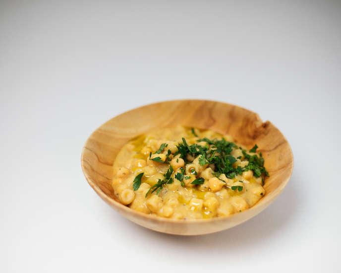 "aeb31c5 11831 3156725 - ""Pasta and this"" soup: Théophile Pourriat's recipe - Le Monde"