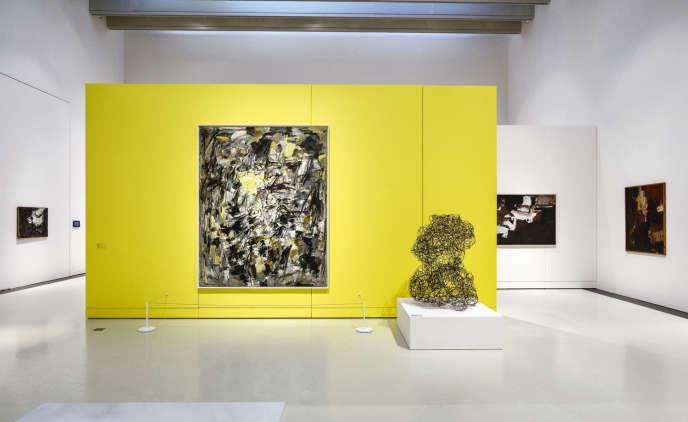 Jusqu'au 10 mai, le musée Soulages de Rodez rend hommage aux femmes sculptrices et peintres des années 1950.