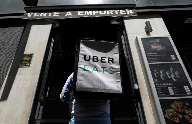 Uber Eats affirme être présent dans 180 agglomérations, contre une cinquantaine pour son rival Deliveroo.