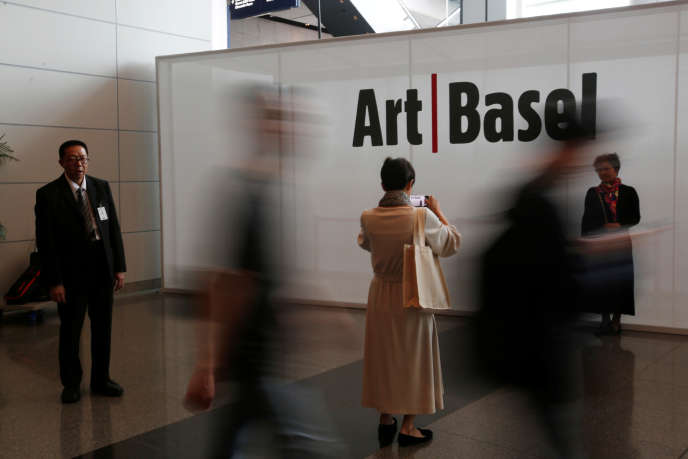L'édition 2018 de la foire d'art contemporain Art Basel Hongkong.