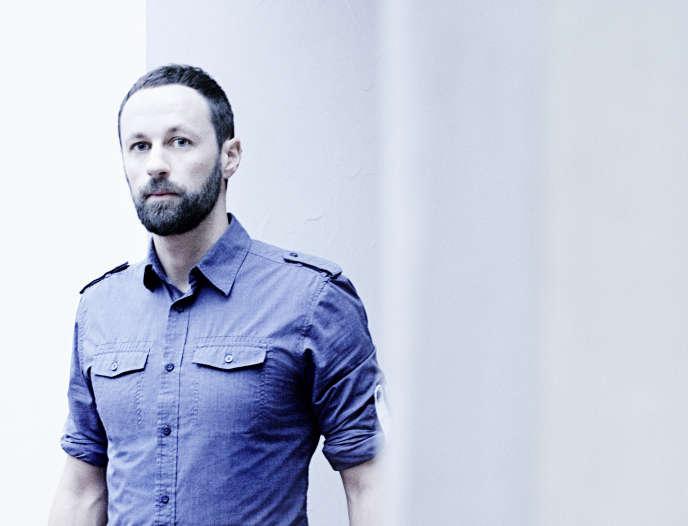 L'écrivain et musicien Joseph d'Anvers, en 2019.