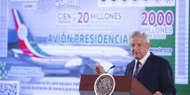 Qui veut gagner l'avion du président du Mexique?