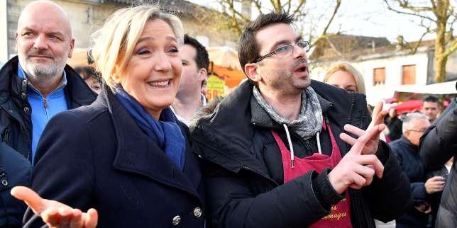 Marine Le Pen annonce une nouvelle campagne d'emprunt auprès des Français