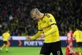 Ligue des champions: Erling Haaland, l'artificier du Borussia Dortmund