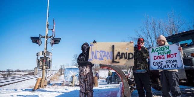 Au Canada, un projet de gazoduc réveille la contestation des populations autochtones