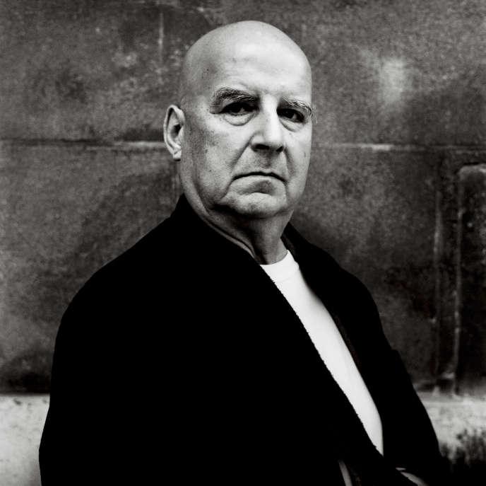 Pierre Guyotat, en 2007.