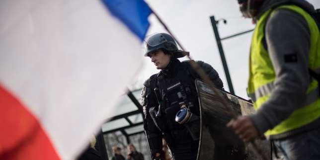 Vingt-neuf personnes placées en garde à vue après la manifestation des «gilets jaunes» à Bordeaux