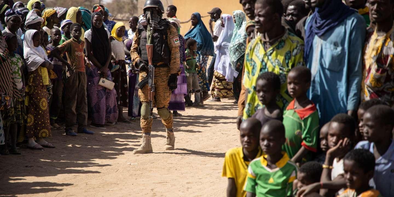 Burkina Faso: «Ici c'est la famine qui nous guette, là-bas l'enfer!»