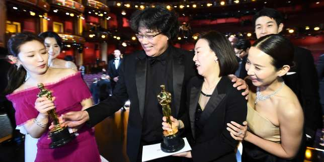 Quatre Oscars dont celui du meilleur film: le triomphe de «Parasite»