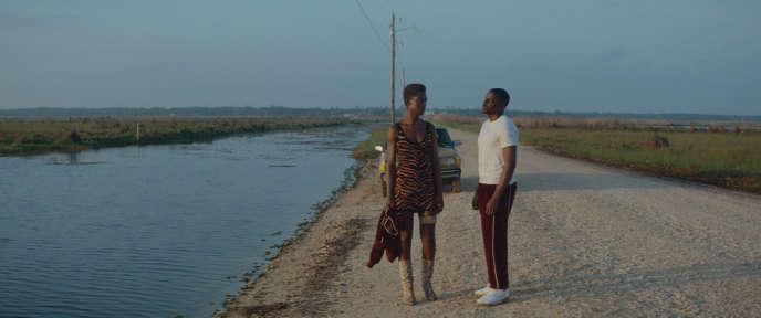 Queen (Jodie Turner-Smith) et Slim (Daniel Kaluuya) dans « Queen & Slim », film américain de Melina Matsoukas.