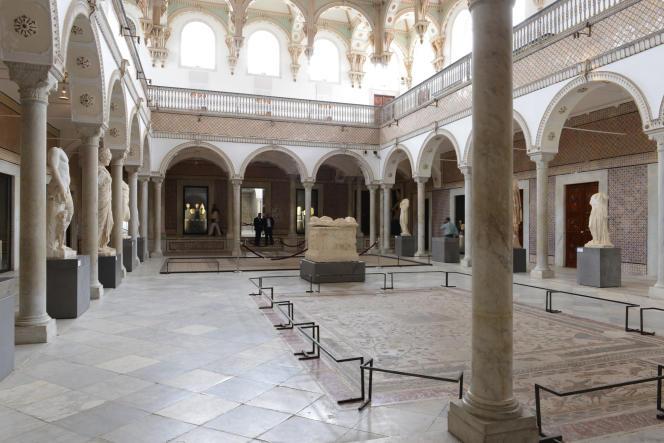 Le Musée national du Bardo.