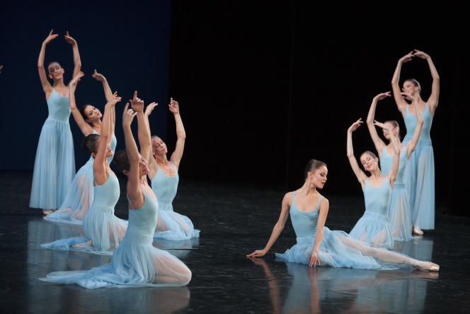 «Sérénade», de George Balanchine.