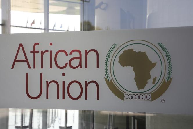 Au siège de l'Union africaine, à Addis-Abeba, en Ethiopie.