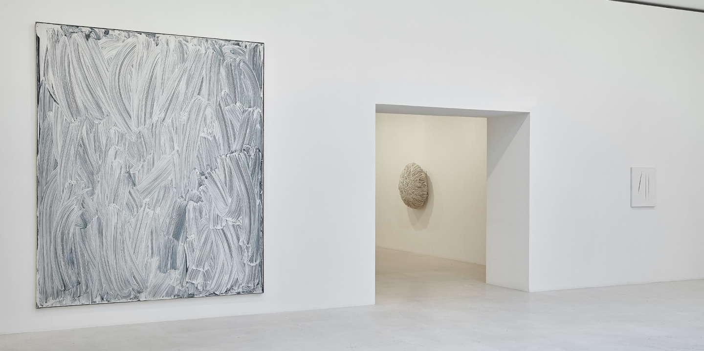 Photos. Exposition : le blanc s'invite à la Galerie Gagosian