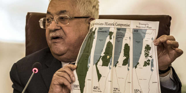 L'«intifada diplomatique» de Mahmoud Abbas contre le plan Trump