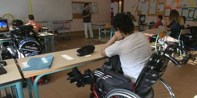 Les mesures de Macron pour que les personnes handicapées aient « une vie comme les autres et au milieu des autres »