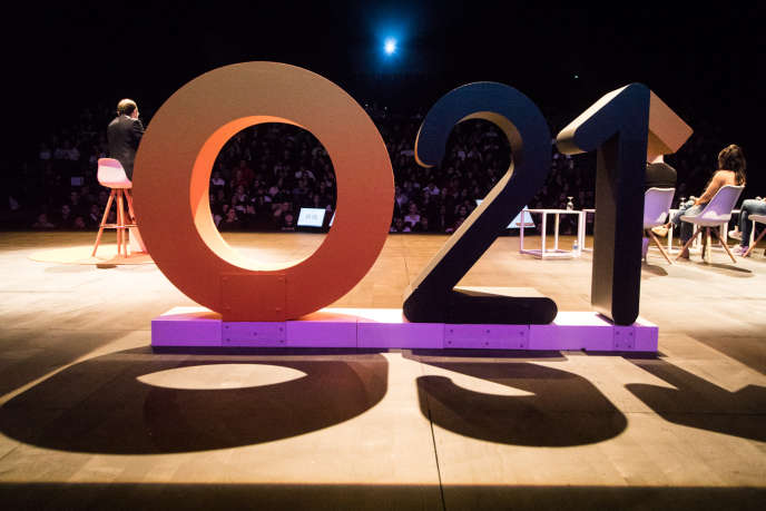 Prochaine étape d'O21 : le mardi 3 mars 2020 à Marseille.