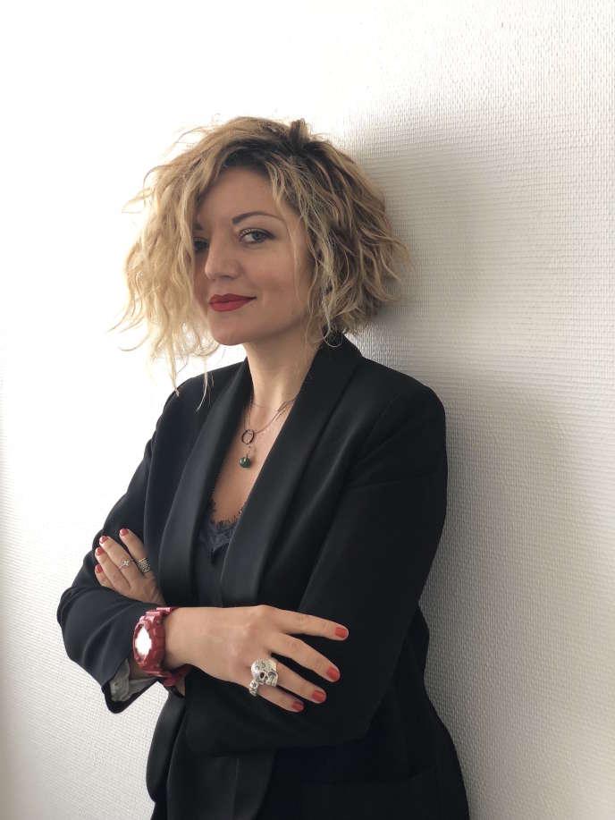 Vittoria Colizza, directrice de recherche à l'Institut Pierre-Louis d'épidémiologie et de santé publique (Inserm/Sorbonne Université), en octobre 2018.