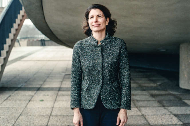 Corinne Hershkovitch, à Berlin le le 22 janvier.