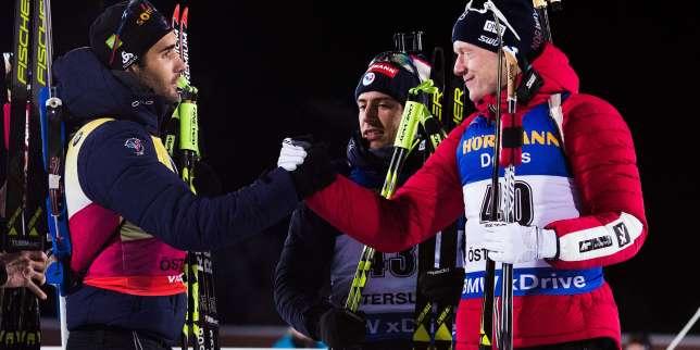 Aux Mondiaux de biathlon, duel à… trois pour une couronne