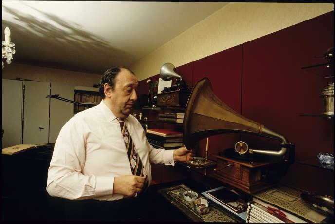 Nello Santi en 1984.