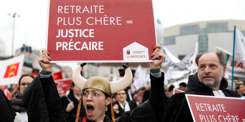 «Attribuer à la grève des avocats la déliquescence judiciaire, c'est inverser les responsabilités»