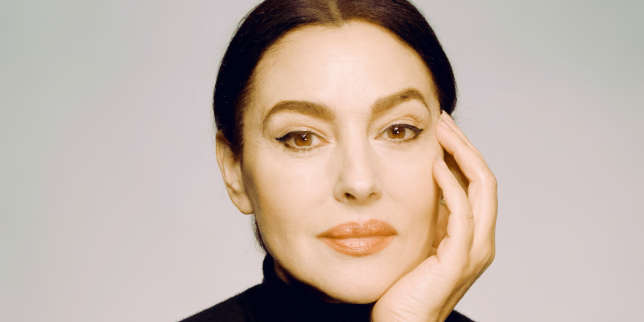 Monica Bellucci: «L'essentiel du travail d'artiste se fait dans la solitude»