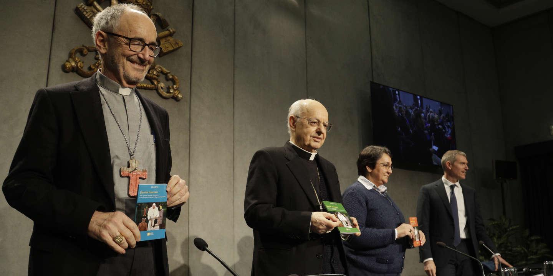Le pape refuse les femmes diacres et l'ordination d'hommes mariés