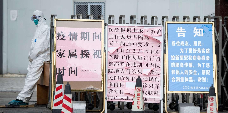 « Ils ont tout fermé et gardent l'entrée des résidences » : la Chine durcit les mesures de confinement face au coronavirus