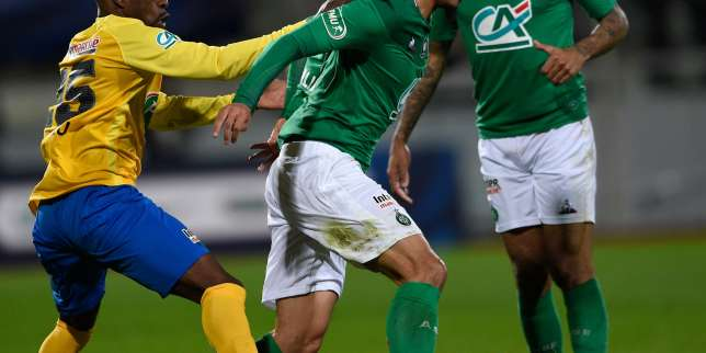 Coupe de France : Saint-Etienne s'impose face à Epinal
