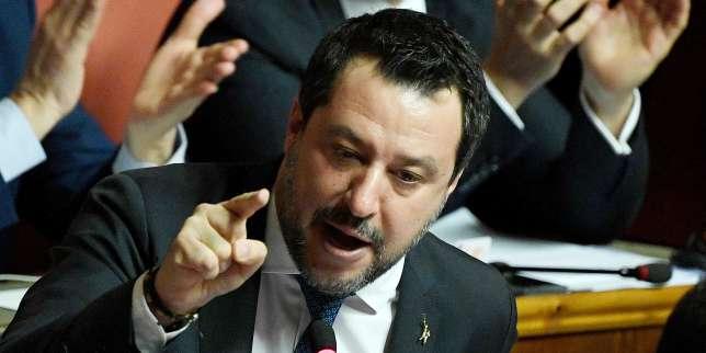 Italie: le Sénat renvoie en justice Matteo Salvini pour avoir bloqué des migrants