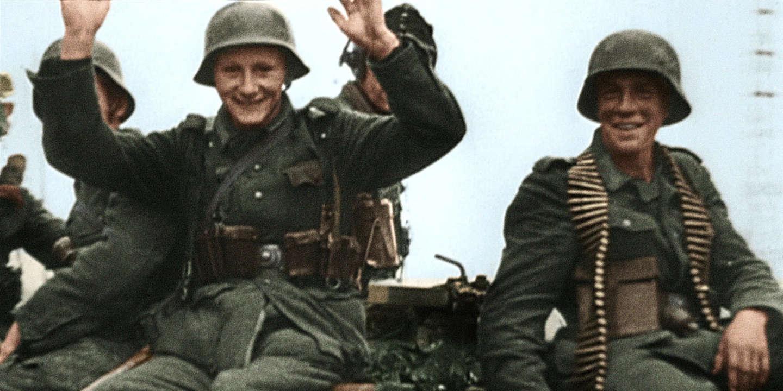 Sur France 2, la « Baby Division » d'Hitler, des adolescents criminels dans une guerre sans morale