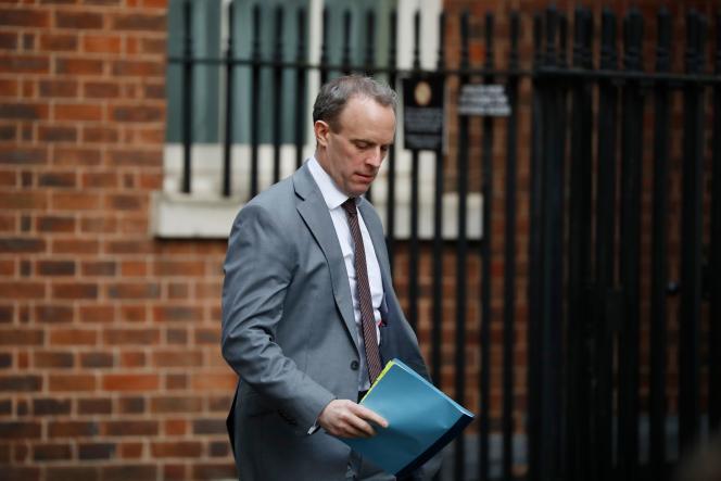 « La campagne de cyber-attaques dangereuse et sans vergogne du GRU contre la Géorgie, une nation souveraine et indépendante, est totalement inacceptable », a déclaré le ministre britannique des affaires étrangères Dominic Raab.
