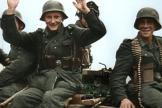 La 12e division blindée SS, surnommée la « Baby Division», était composée majoritairement de 20000 très jeunes soldats.