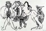 Jean-Claude Silbermann, dernier des surréalistes, expose ses dessins à Lyon