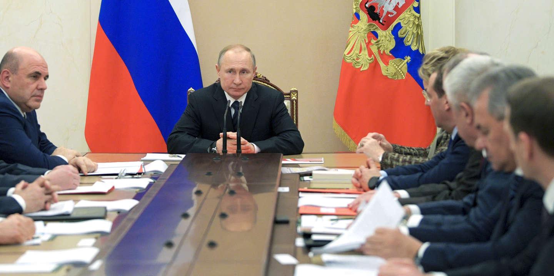 Pour Poutine, « un mariage, c'est une union entre un homme et une femme »