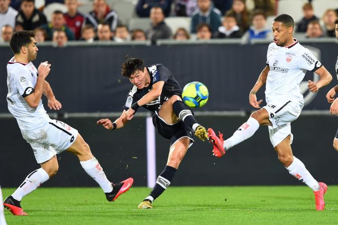Le Sud-Coréen Hwang Ui-jo avait ouvert la marque, mais son équipe a finalement fait match nul.