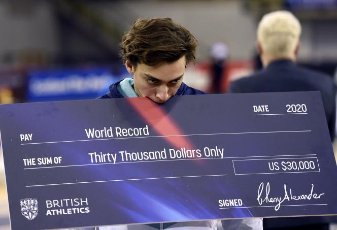 30 000 dollars le record du monde, une raison d'y aller centimètre par centimètre