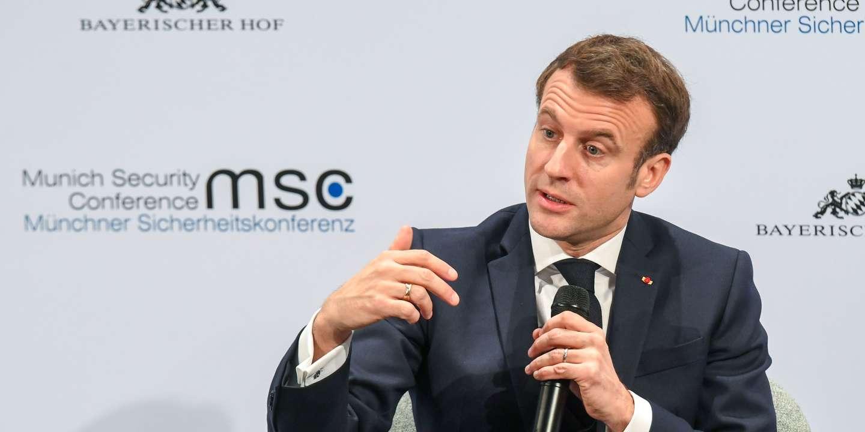 Pour Emmanuel Macron, la Russie va « continuer à essayer de déstabiliser » les démocraties occidentales