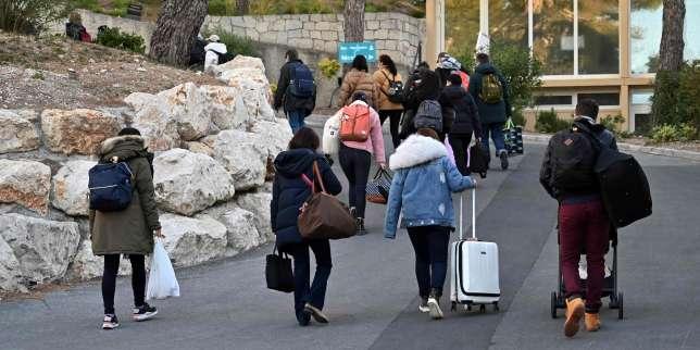 A Carry-le-Rouet, les rapatriés de Wuhan en Chine «libérés» après leur quarantaine