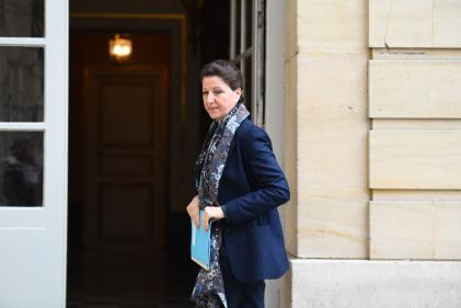 La ministre de la santé et de la solidarité, Agnès Buzyn, le 8 février à Paris.