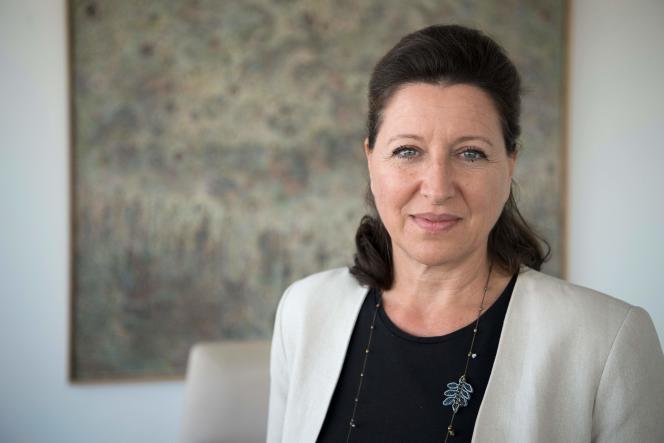 Agnès Buzyn, au ministère de la santé et des solidarités, en septembre 2018.