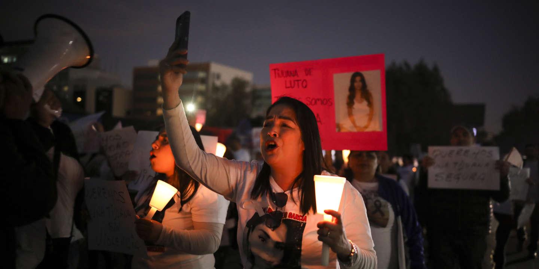 La mort d'Ingrid Escamilla, tuée et mutilée par son compagnon, provoque la colère des Mexicaines