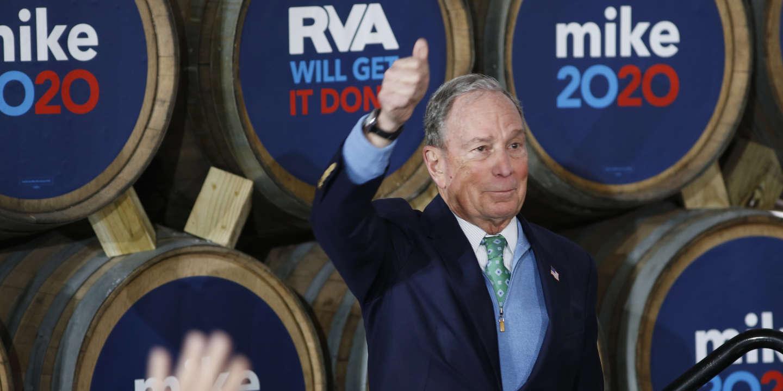 Présidentielle américaine, J – 258 : premier débat périlleux pour Michael Bloomberg