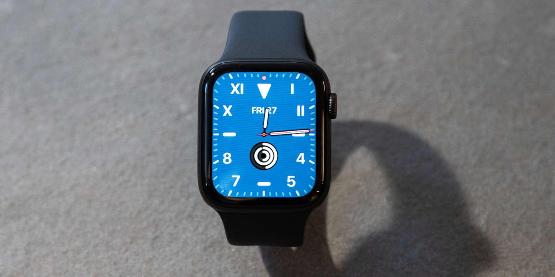 L'Apple Watch est la meilleure montre connectée pour les utilisateurs d'iPhone