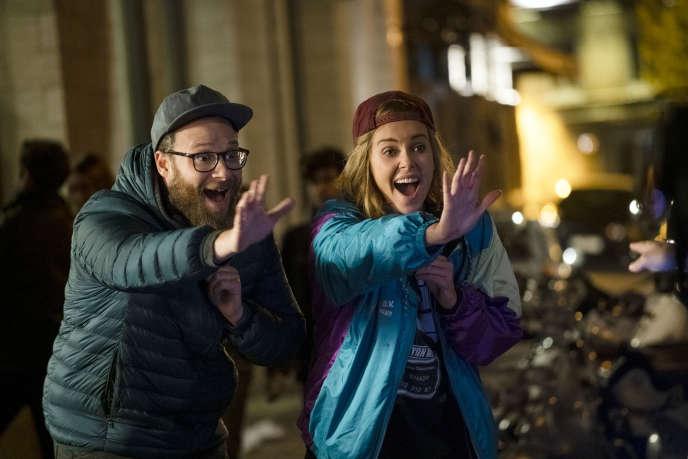 Fred Flarsky (Seth Rogen) et Charlotte Fields (Charlize Theron) dans« Séduis-moi si tu peux !».