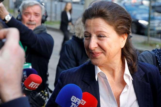 Agnès Buzyn, à Paris, le 17 février.