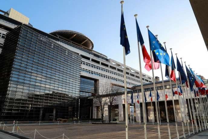 Le ministère de l'économie, à Paris, en février.