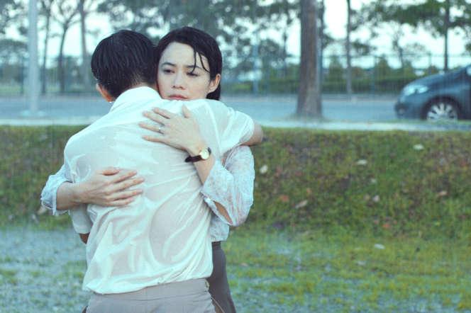 Ling, interprétée par l'actrice chinoise Yann Yann Yeo.